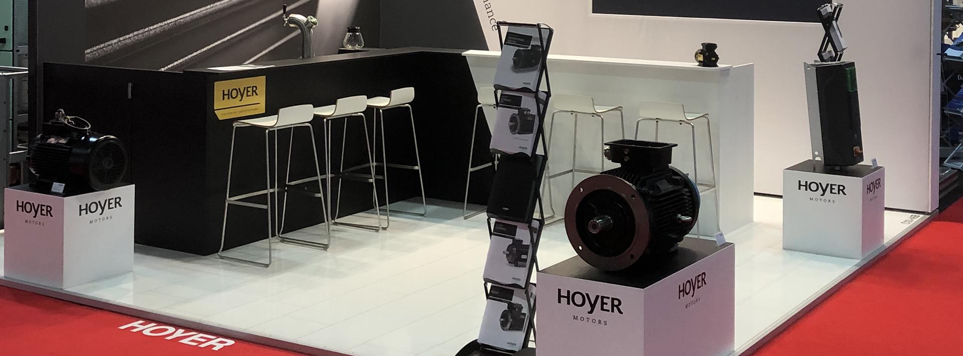 Hoyer Motors, Nordshipping 2019, Lillestrøm
