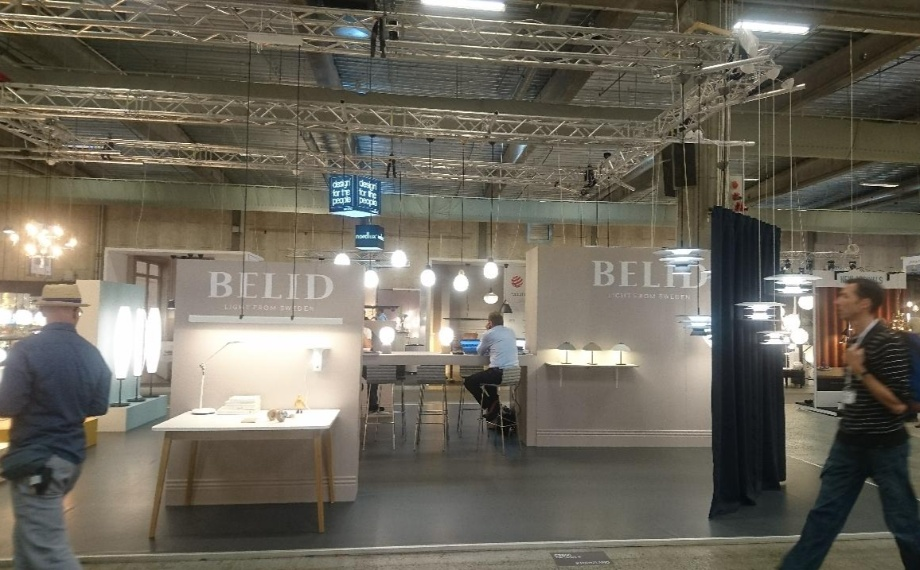 Herstal - Belid, Flot messestand, Formland Fall 2019