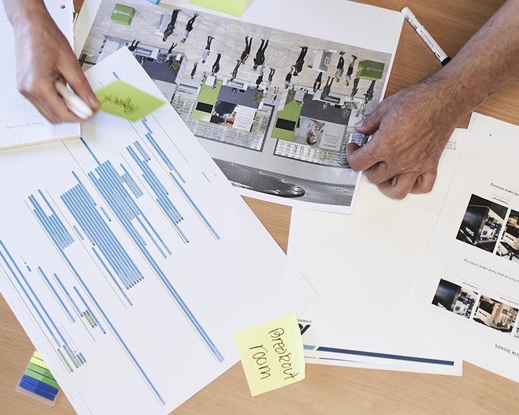 Planlægning af digital event