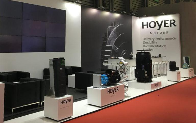 Hoyer Motors, Marintec 2019