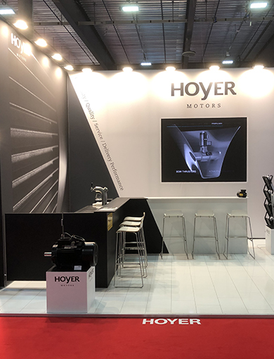 Hoyer Motors, Nor-Shipping 2019, Lillestrøm