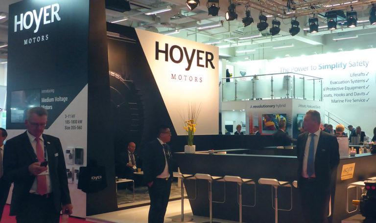 Hoyer Motors, SMM 2018, Hamburg