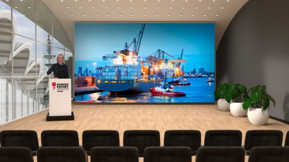 SMM Digital Virtual Pavilion of Denmark