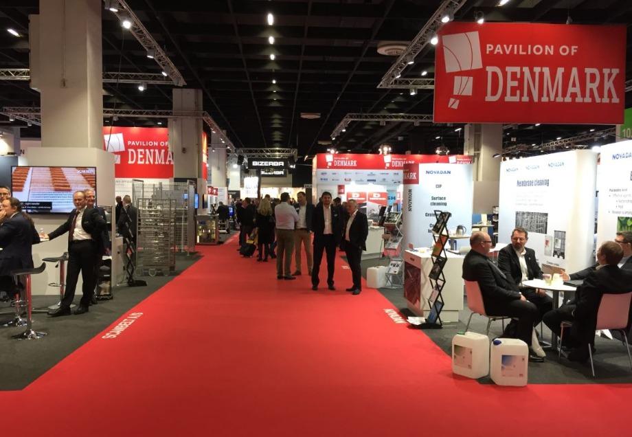 Pavilion of Denmark - Danish Export Food Tech