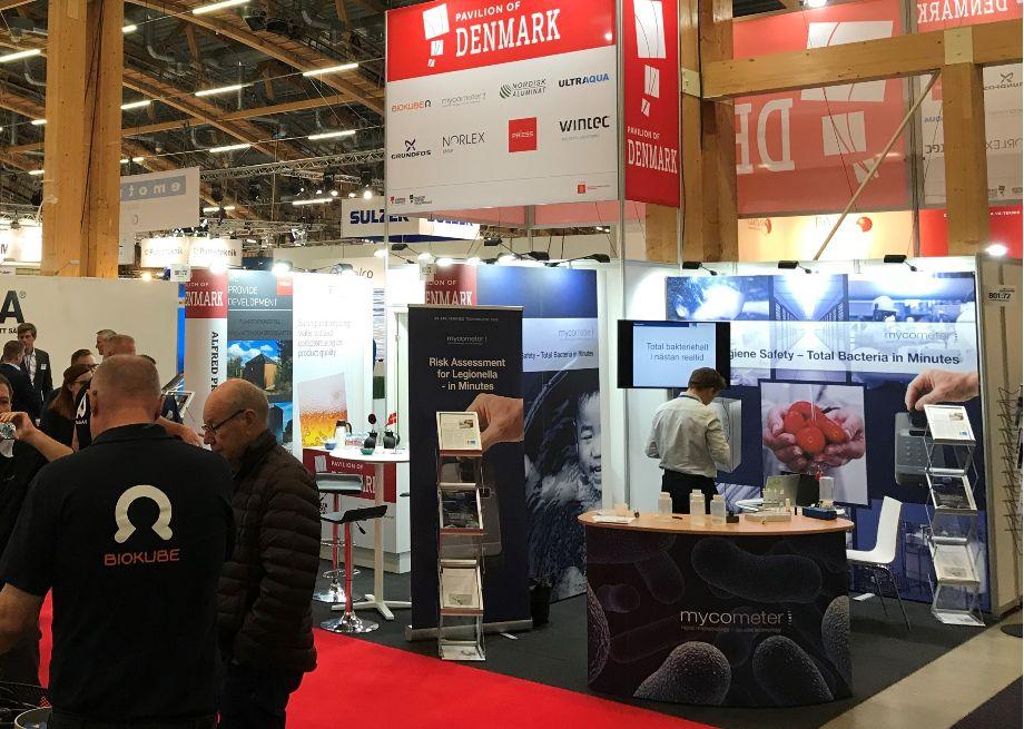 Pavilion of Denmark - Danish Export Water Tech